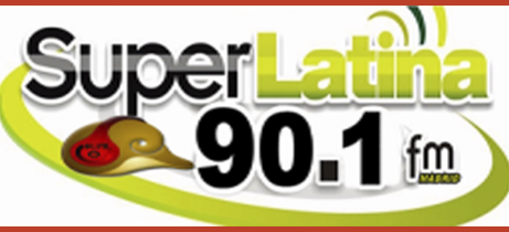 SUPER LATINA 90.1 FM MADRID