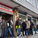El paro crece un 1,69% en febrero en Madrid con 7.417 desempleados más