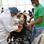 Vacunación a toda vela