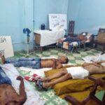 Disidentes cubanos cumplen 20 días en huelga de hambre