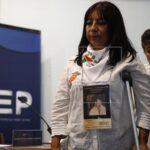 Justicia de Paz recibe un informe sobre el desplazamiento forzado en Medellín