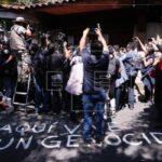 """Miles conmemoran y exigen justicia a 50 años del """"Halconazo"""" en México"""